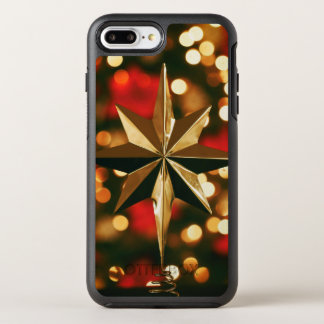 Capa Para iPhone 8 Plus/7 Plus OtterBox Symmetry Capa de telefone dos enfeites de natal
