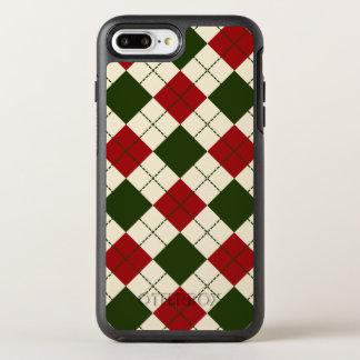 Capa Para iPhone 8 Plus/7 Plus OtterBox Symmetry Capa de telefone elegante do teste padrão | do