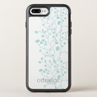Capa Para iPhone 8 Plus/7 Plus OtterBox Symmetry Capa de telefone floral minimalista elegante das