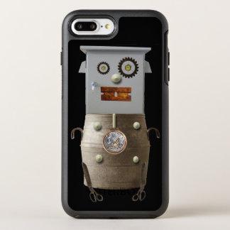 Capa Para iPhone 8 Plus/7 Plus OtterBox Symmetry Capa de telefone legal de Sci Fi do robô