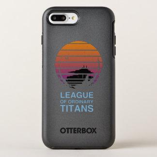 Capa Para iPhone 8 Plus/7 Plus OtterBox Symmetry Capas de iphone alternativas do logotipo