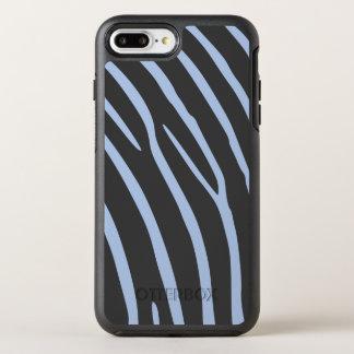 Capa Para iPhone 8 Plus/7 Plus OtterBox Symmetry Case Zebra Blue