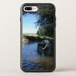 Capa Para iPhone 8 Plus/7 Plus OtterBox Symmetry Caso de Otterbox da canoa