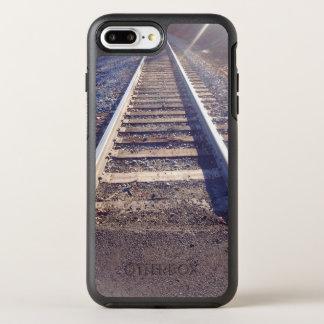 Capa Para iPhone 8 Plus/7 Plus OtterBox Symmetry Caso de Otterbox para trilhas de Iphone 8plus/7