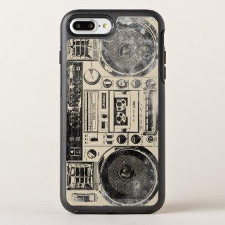 Capa Para iPhone 8 Plus/7 Plus OtterBox Symmetry Caso positivo de Otterbox do iPhone 7 da arte de