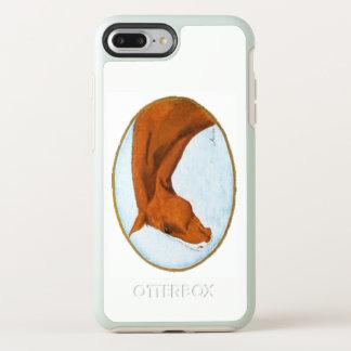 Capa Para iPhone 8 Plus/7 Plus OtterBox Symmetry Cavalo de um quarto