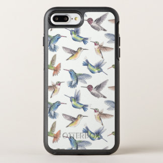 Capa Para iPhone 8 Plus/7 Plus OtterBox Symmetry Colibris