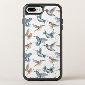 Capa Para iPhone 8 Plus/7 Plus OtterBox Symmetry Colibris