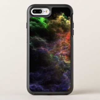 Capa Para iPhone 8 Plus/7 Plus OtterBox Symmetry Conjunto da nebulosa do mosaico do estuque da arte