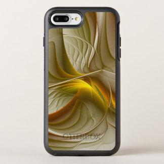 Capa Para iPhone 8 Plus/7 Plus OtterBox Symmetry Cores de metais preciosos, arte abstrata do