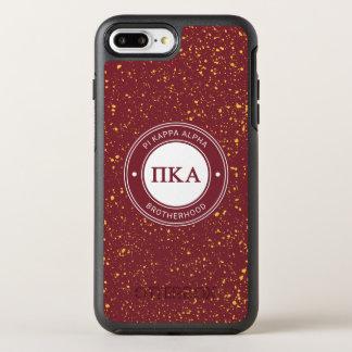 Capa Para iPhone 8 Plus/7 Plus OtterBox Symmetry Crachá do alfa | do Kappa do Pi