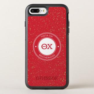 Capa Para iPhone 8 Plus/7 Plus OtterBox Symmetry Crachá do qui   da teta