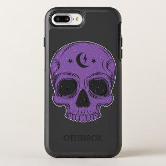 Capa Para iPhone 8 Plus/7 Plus OtterBox Symmetry Crânio artístico