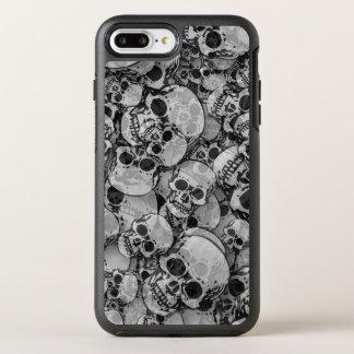 Capa Para iPhone 8 Plus/7 Plus OtterBox Symmetry Crânios