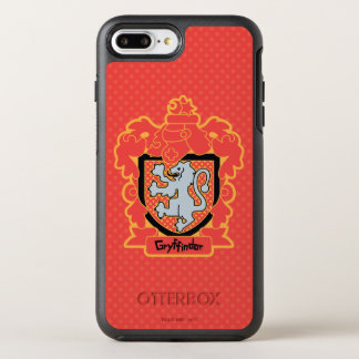Capa Para iPhone 8 Plus/7 Plus OtterBox Symmetry Crista de Gryffindor dos desenhos animados