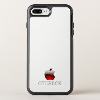Capa Para iPhone 8 Plus/7 Plus OtterBox Symmetry Custom OtterBox iPhone 7 mais Apple Colecção S