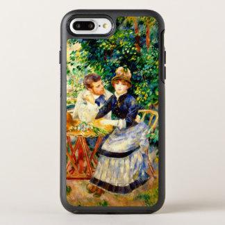 Capa Para iPhone 8 Plus/7 Plus OtterBox Symmetry Dans le jardin - no jardim - pintura de Renoir