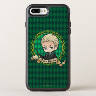 Capa Para iPhone 8 Plus/7 Plus OtterBox Symmetry Draco Malfoy do Anime