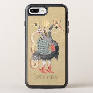 Capa Para iPhone 8 Plus/7 Plus OtterBox Symmetry Dragão do pitão da alquimia