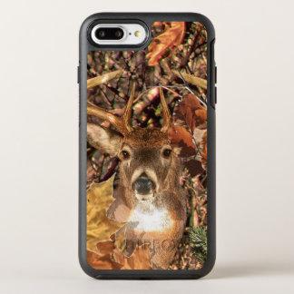 Capa Para iPhone 8 Plus/7 Plus OtterBox Symmetry Energia da queda da cabeça dos cervos da cauda