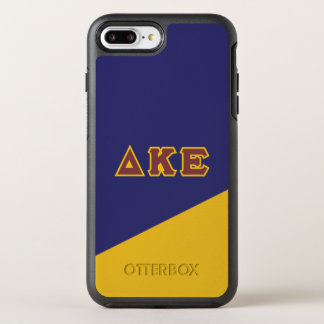 Capa Para iPhone 8 Plus/7 Plus OtterBox Symmetry Épsilon | Letters.ai grego do Kappa do delta