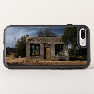 Capa Para iPhone 8 Plus/7 Plus OtterBox Symmetry Estação de correios abandonada em Kelso Califórnia