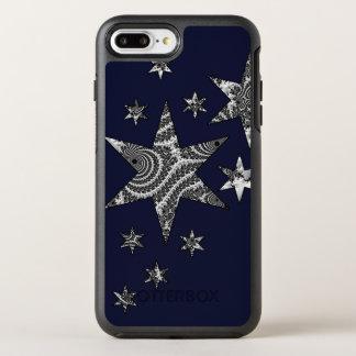 Capa Para iPhone 8 Plus/7 Plus OtterBox Symmetry Estrelas da fantasia 3 D