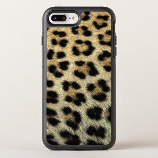 Capa Para iPhone 8 Plus/7 Plus OtterBox Symmetry Feche acima dos pontos do leopardo, África