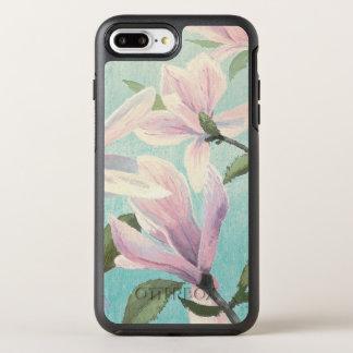 Capa Para iPhone 8 Plus/7 Plus OtterBox Symmetry Flores cor-de-rosa do sul
