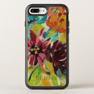 Capa Para iPhone 8 Plus/7 Plus OtterBox Symmetry Flores da alegria do outono