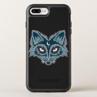 Capa Para iPhone 8 Plus/7 Plus OtterBox Symmetry Fox artístico