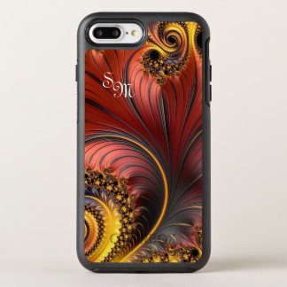 Capa Para iPhone 8 Plus/7 Plus OtterBox Symmetry Fractals do rico & do divertimento com padrões