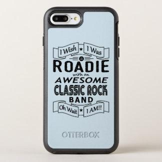 Capa Para iPhone 8 Plus/7 Plus OtterBox Symmetry Grupo de rock clássico impressionante de ROADIE