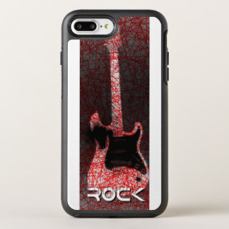 Capa Para iPhone 8 Plus/7 Plus OtterBox Symmetry guitarra do rocha capa iphone 7