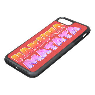 Capa Para iPhone 8 Plus/7 Plus OtterBox Symmetry Hakuna Matata