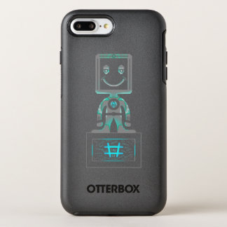 Capa Para iPhone 8 Plus/7 Plus OtterBox Symmetry Herói do #Super