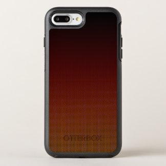 Capa Para iPhone 8 Plus/7 Plus OtterBox Symmetry Hex alaranjado do esmagamento