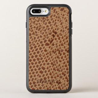 Capa Para iPhone 8 Plus/7 Plus OtterBox Symmetry Impressão animal - girafa - capas de iphone de