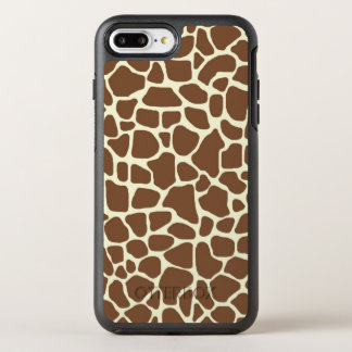 Capa Para iPhone 8 Plus/7 Plus OtterBox Symmetry Impressão do girafa