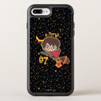 Capa Para iPhone 8 Plus/7 Plus OtterBox Symmetry Investigador de Harry Potter Quidditch dos