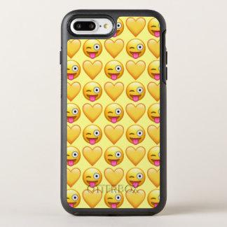 Capa Para iPhone 8 Plus/7 Plus OtterBox Symmetry iPhone pateta de Emoji 8 Plus/7 mais Otterbox