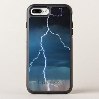 Capa Para iPhone 8 Plus/7 Plus OtterBox Symmetry iPhone X/8/7 de Apple do relâmpago mais o caso de