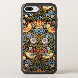 Capa Para iPhone 8 Plus/7 Plus OtterBox Symmetry iPhone X/8/7 de StrawberryThieves mais o caso de