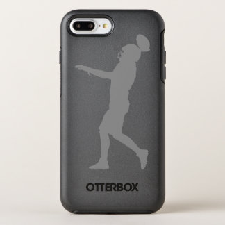 Capa Para iPhone 8 Plus/7 Plus OtterBox Symmetry Jogador de futebol americano