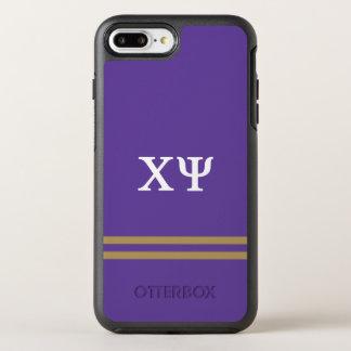 Capa Para iPhone 8 Plus/7 Plus OtterBox Symmetry Listra do esporte da libra por polegada quadrada |