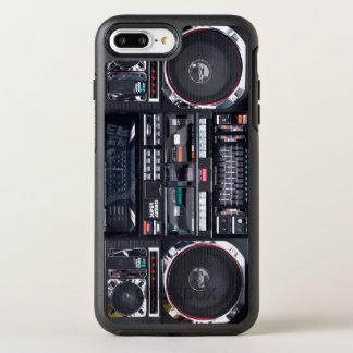 Capa Para iPhone 8 Plus/7 Plus OtterBox Symmetry Lontra de Boombox do iPhone de Apple