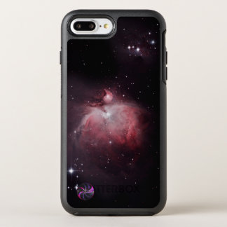 Capa Para iPhone 8 Plus/7 Plus OtterBox Symmetry M42 originais - Imagem da nebulosa de Orion - cor