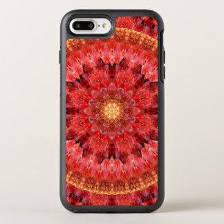 Capa Para iPhone 8 Plus/7 Plus OtterBox Symmetry Mandala de cristal do fogo