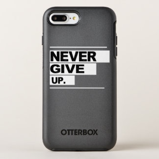 Capa Para iPhone 8 Plus/7 Plus OtterBox Symmetry Moitivation