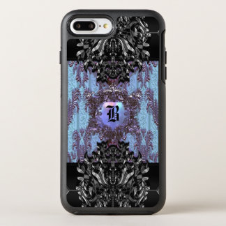 Capa Para iPhone 8 Plus/7 Plus OtterBox Symmetry Monograma gótico de Twainlore Becca